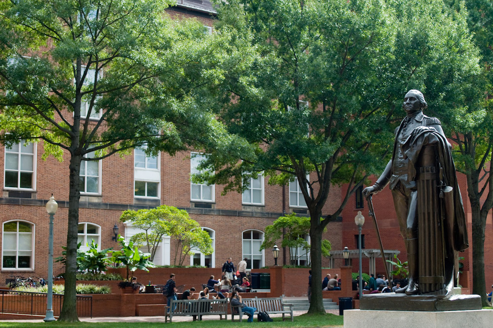 Review: George Washington University