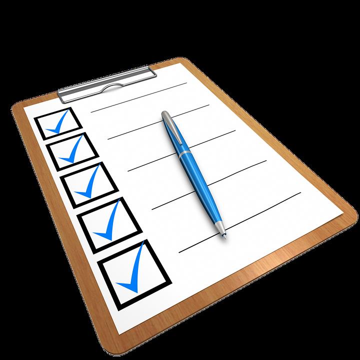 Travel Checklist for International Students